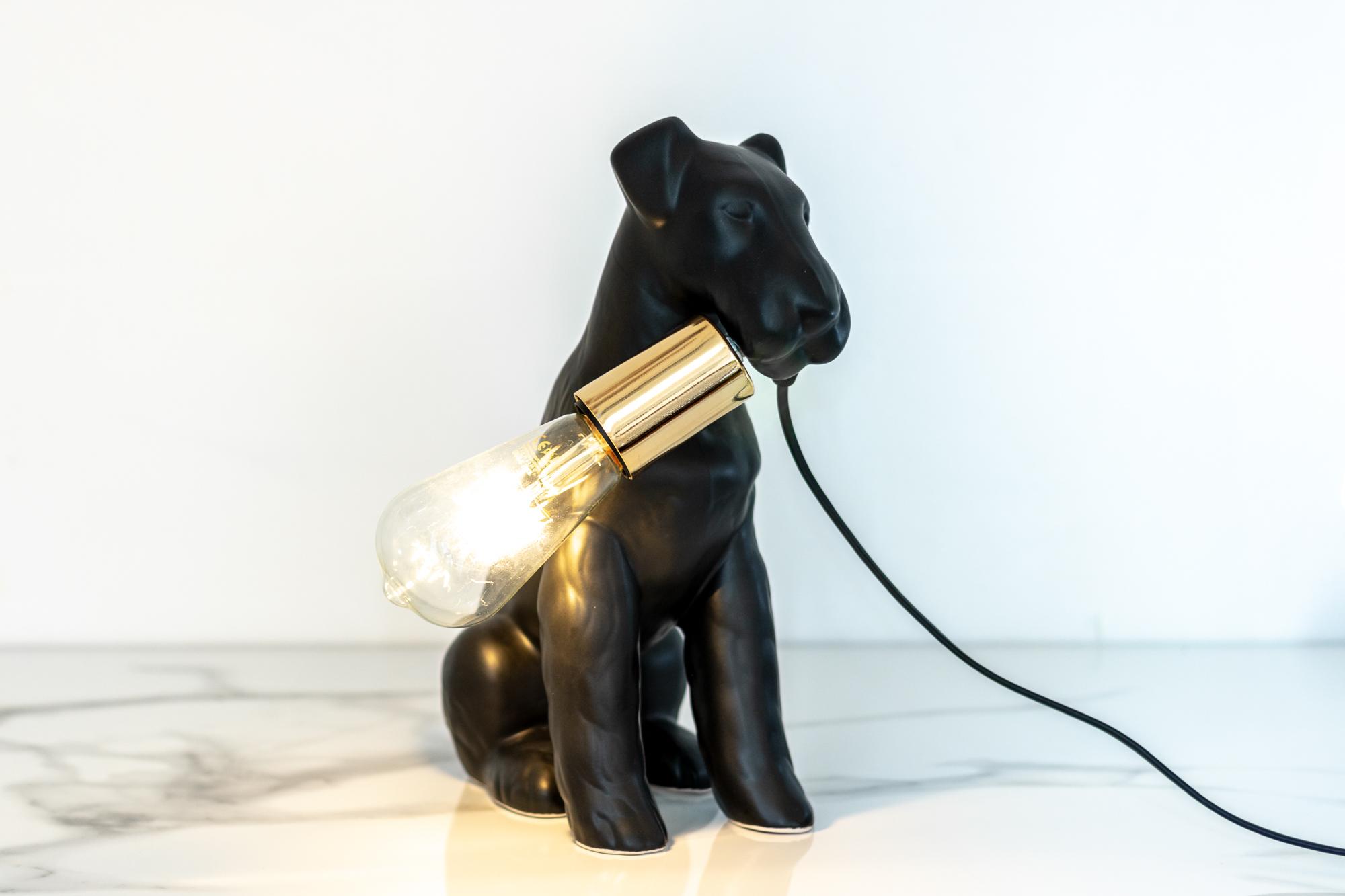 Rialheim Airdale Terrier Table Light (1 of 11).jpg