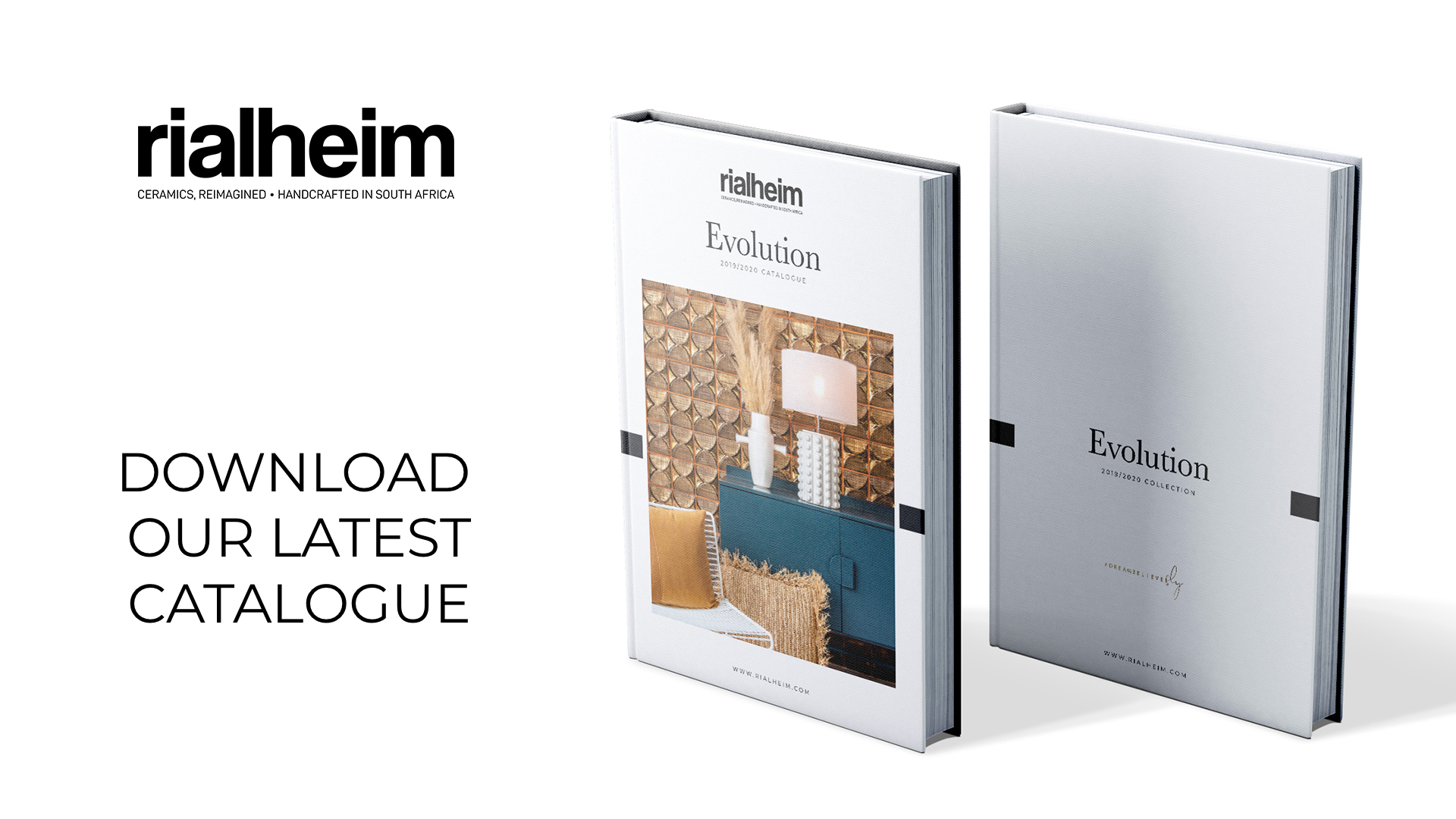 Rialheim Catalogue 2019/2020