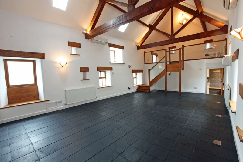EXTENSION OF HAREWOOD MOOR GRANGE AND CONVERSION OF A BARN INTO LUXURY HOLIDAY COTTAGES
