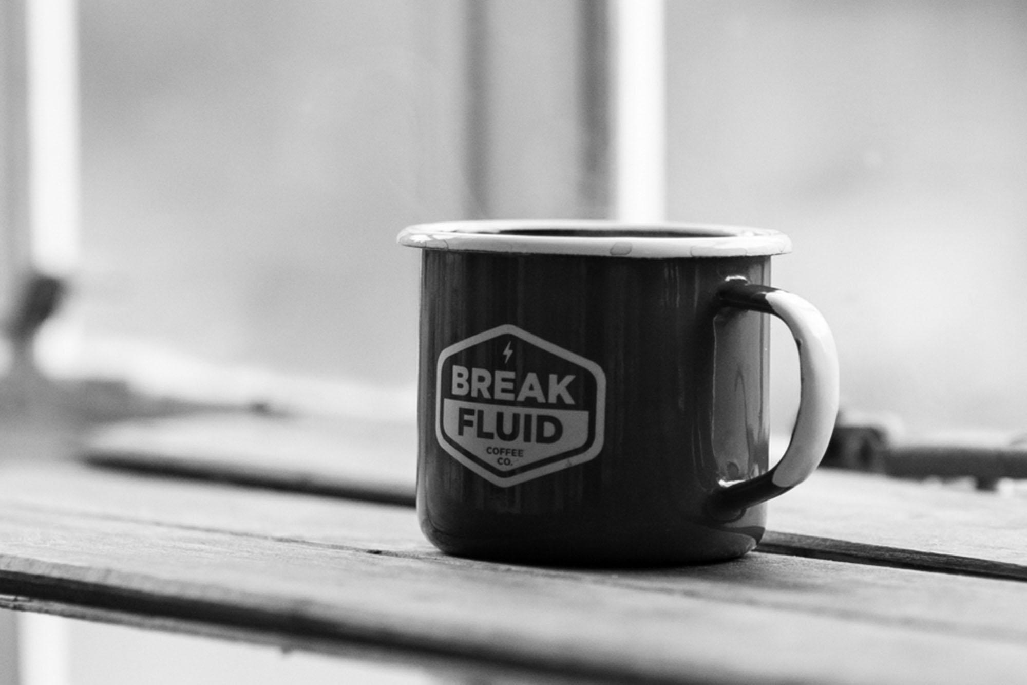 Break Fluid Coffee