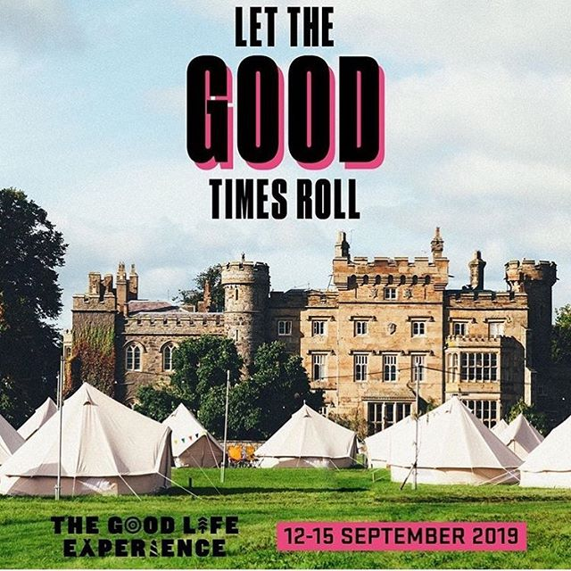 Just over a week to go for @goodlifeexperience It's an awesome festival and this year is an even more intimate and beautiful affair set directly in the grounds of Hawarden Castle. If your not already going get yourself along for a last minute productive treat! . As part of their extensive speaker list, founder Penny Lee will be in the drawing room on the Sunday morning talking about making change with @walkingwhiskywellness as part of their making change series. . #DoBusinessDifferently #DoBusinessOutside #gather #bettertogether #TGLE2019 #change #connect #collaborate 🌿🎤
