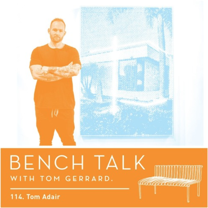 18.11.2018  Bench Talk with Tom Gerrard