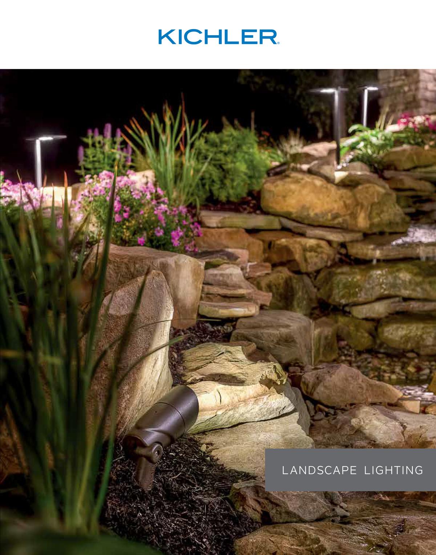 Kichler landscape lighting -