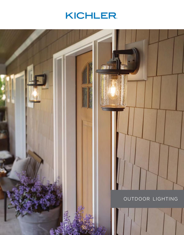 kichler outdoor lighting -