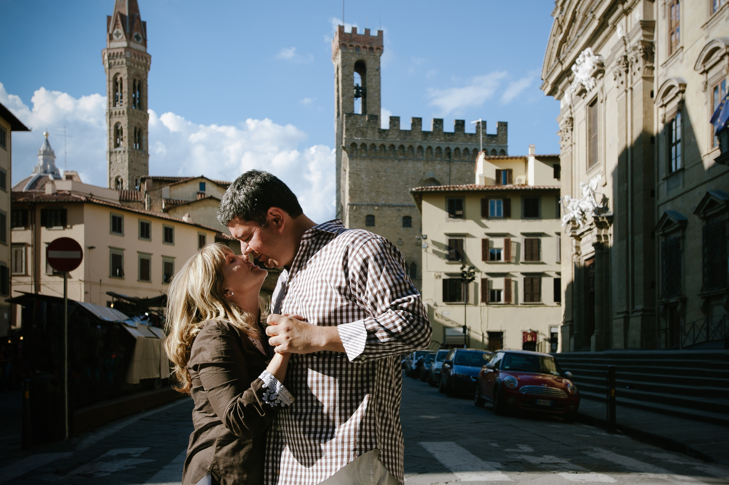 Michelle + Pietro :: Florence, Italy -