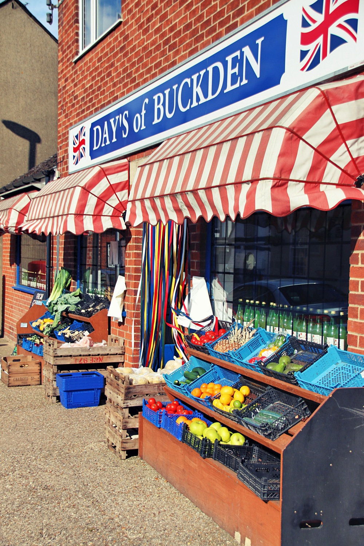 Days of Buckden Butcher Shop in Buckden England