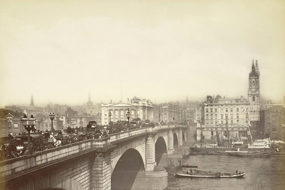 London Bridge 19th Century
