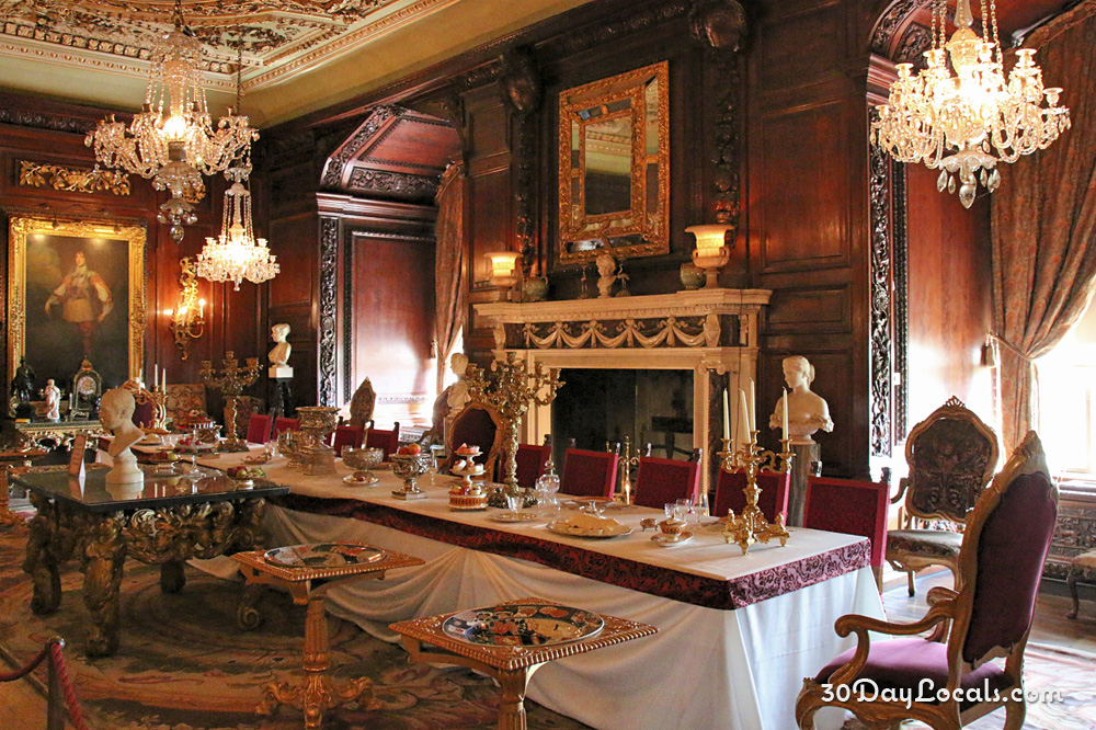 Warwick Castle State Rooms