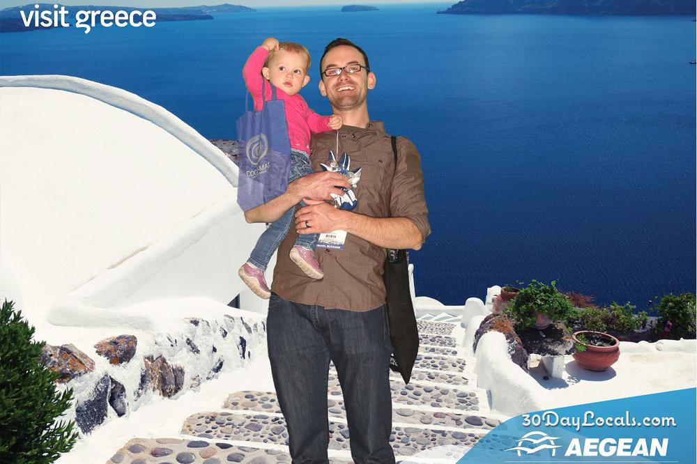 TBEX Europe 2014 Aegean Photo Booth - 30 Day Locals