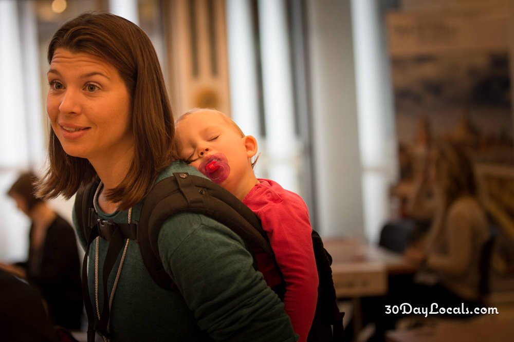 TBEX Europe 2014 with Kids - 30 Day Locals