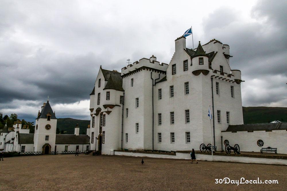 Blair Castle Scotland
