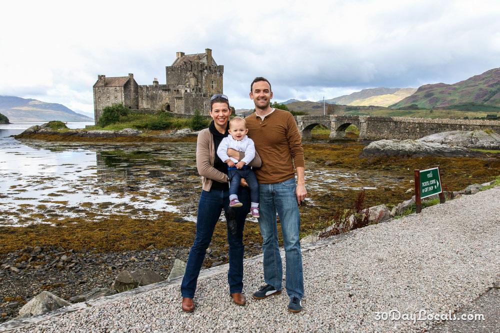 Eilean Donan Castle 30 Day Locals
