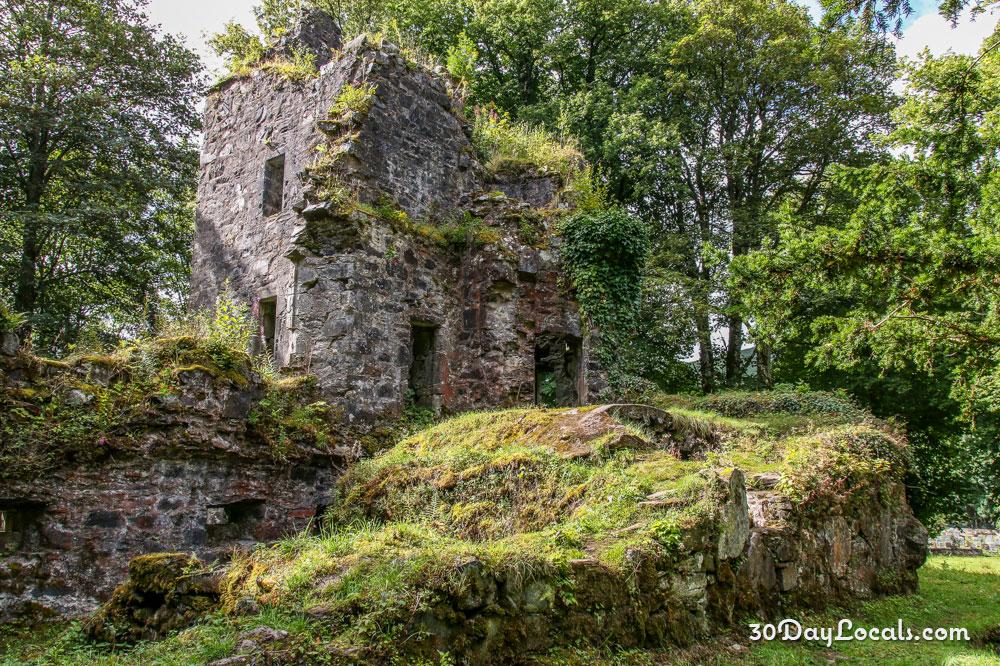 Finlarig Castle Scotland