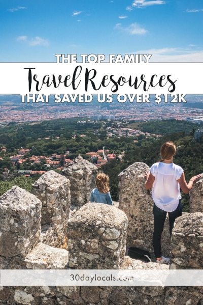 Looking to save money on your next family vacation? These resources have saved our family over $12,000 on international travel. Now you can stop waiting for your kids to leave for college and start showing them the world now.