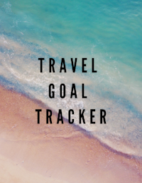 Free Travel Goal Tracker Worksheet will help you achieve your goals sooner than you think. Want to take the family to Europe? You can! Download this free tool to help you along the way.