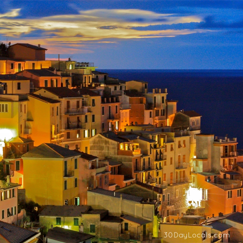 Want to plan a family vacation to Europe, but not sure where to take the kids? See why we chose Cinque Terre, Italy as one of our top 5 places to travel to with school-aged children.