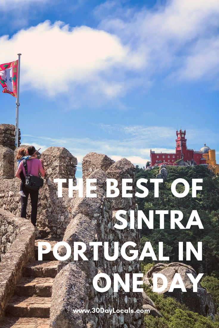 Planning a day trip to Sintra Portugal from Lisbon? These tips will make sure you see the best of Sintra in one day.