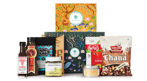 Holiday gift ideas for women who love traveling - Try the World subscription box