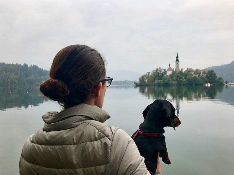 Learn how Shandos Cleaver from Travelnuity turned her love of travel into a full time adventure with her dog, Schnitzel.
