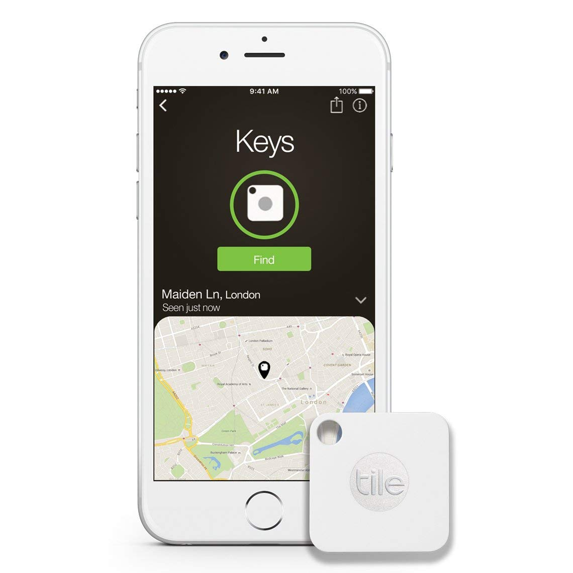 Best Holiday Gifts for Travelers who Love Tech - Tile Key Finder