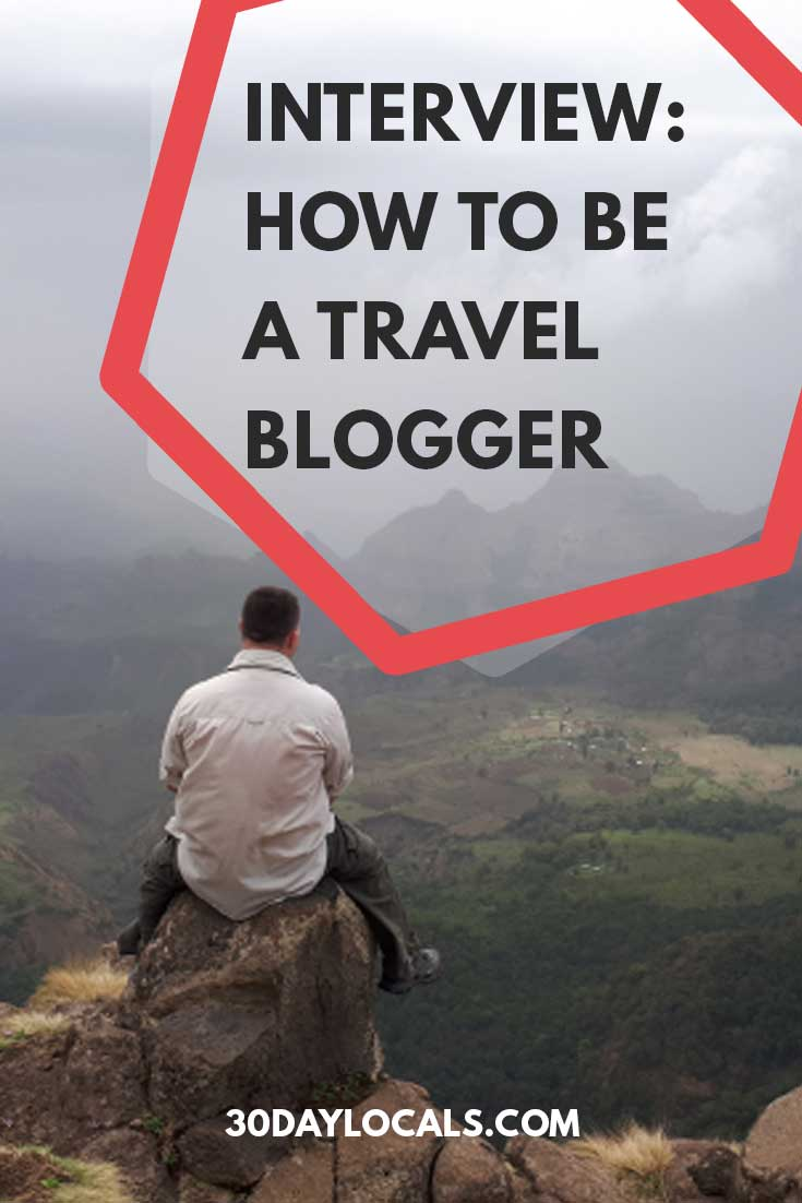 Looking to start a travel blog, but not sure where to start? Learn from the experts and those who have done it before in our travel blogger interview series.