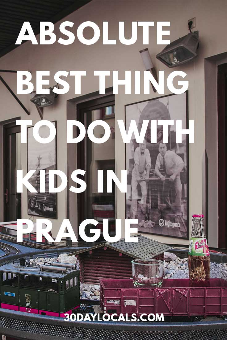Going to Prague with kids? You must visit this restaurant on your Prague family vacation. Our daughter insisted we go twice in 1 week. #prague #familyvacation #travelwithkids