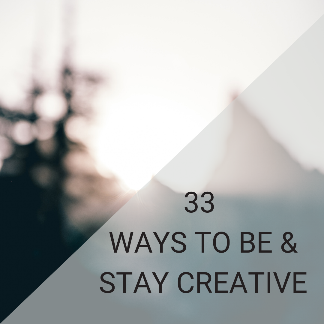 33 ways to stay creative tile.png