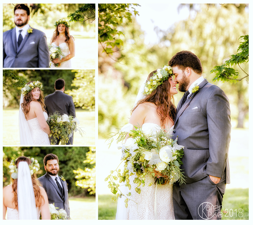 Wowza! They were both so happy! The love was flowing….