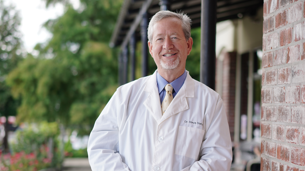 Dr. Steven Slaton   Dr. Steve is a 1990 graduate of Louisiana State University School of Veterinary Medicine. He has served, for two terms, as the president of the Louisiana State Board of Veterinary Medicine and has remained a member since 2007.