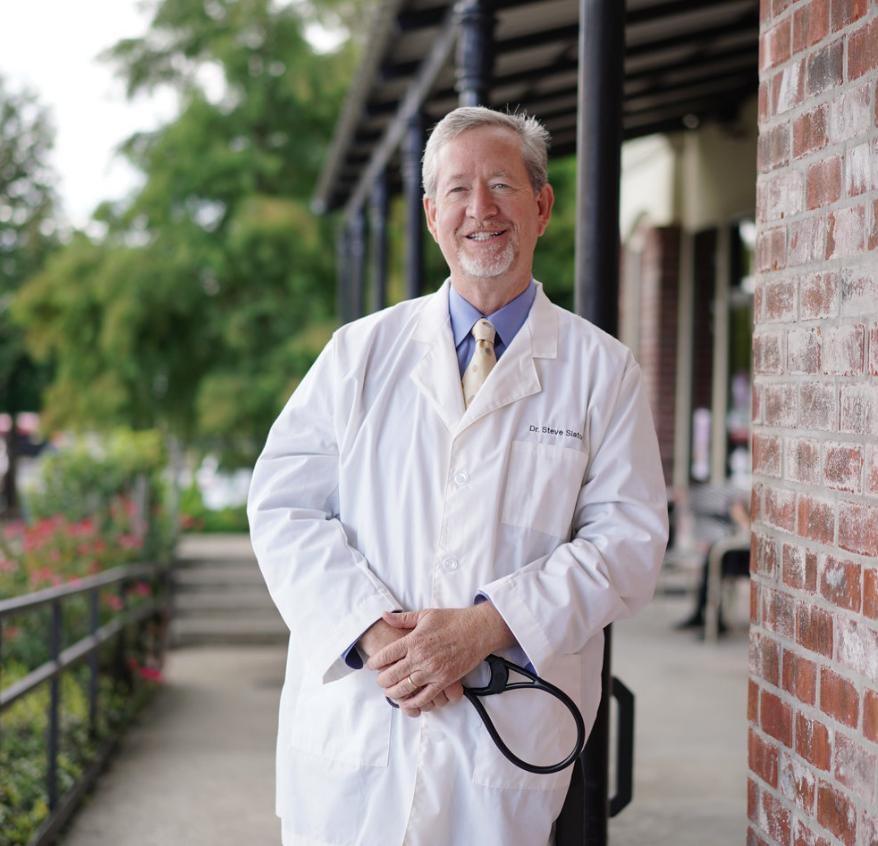 Dr. Steve Slaton