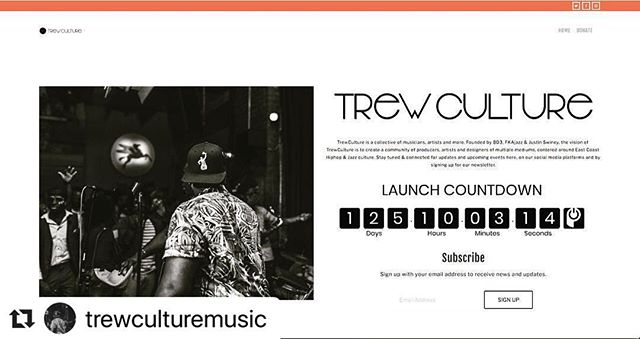 #TrewCulture comin soon...... #Jazz #Hiphop #EastCoast #Culture