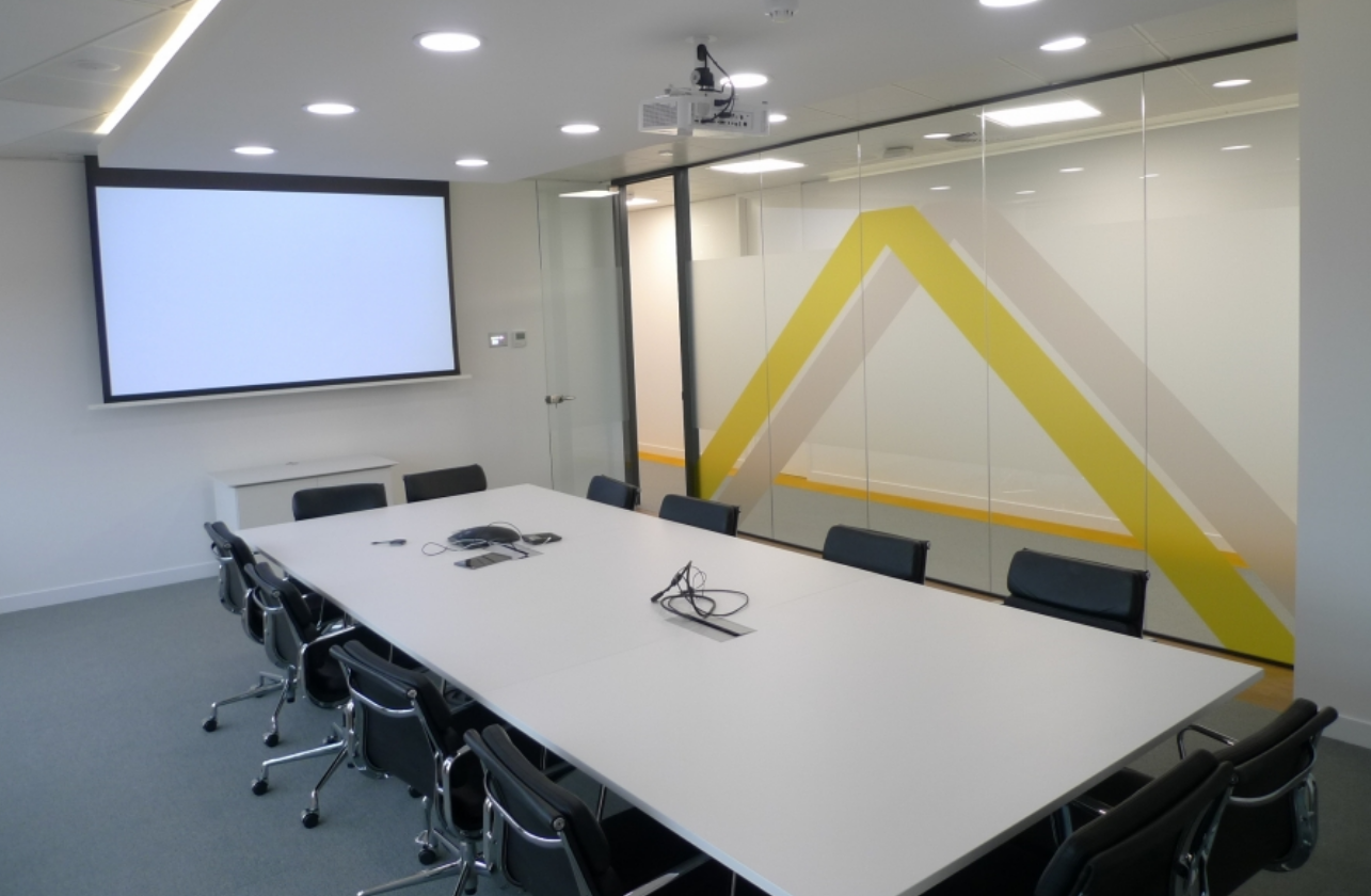 Axis Communications Projector Boardroom