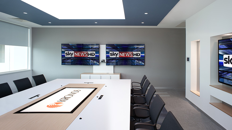 Kronos Bracknell Boardroom