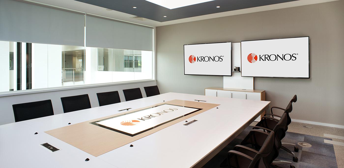 Kronos Bracknell Boardroom Design