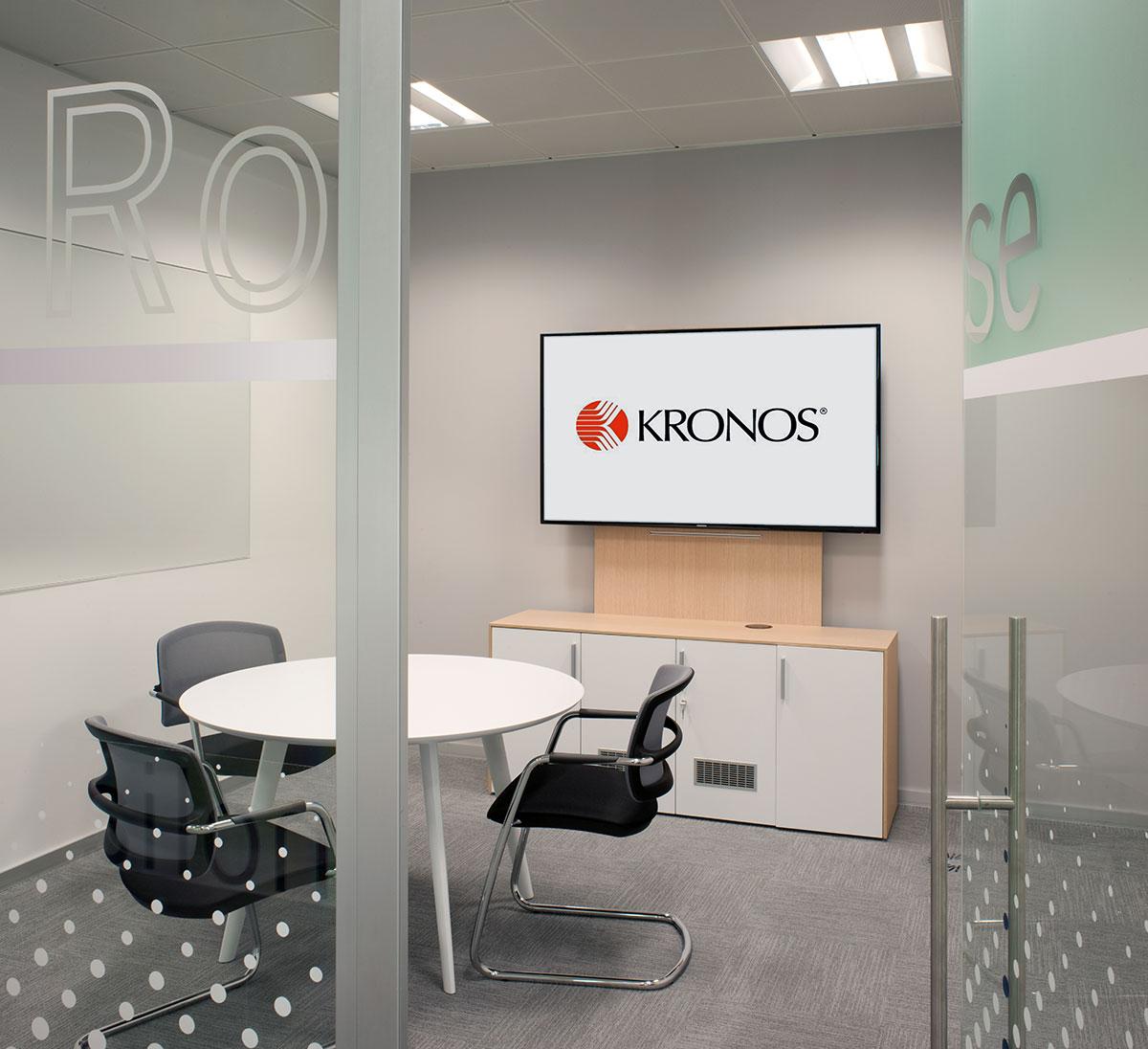 Kronos Bracknell Meeting Room
