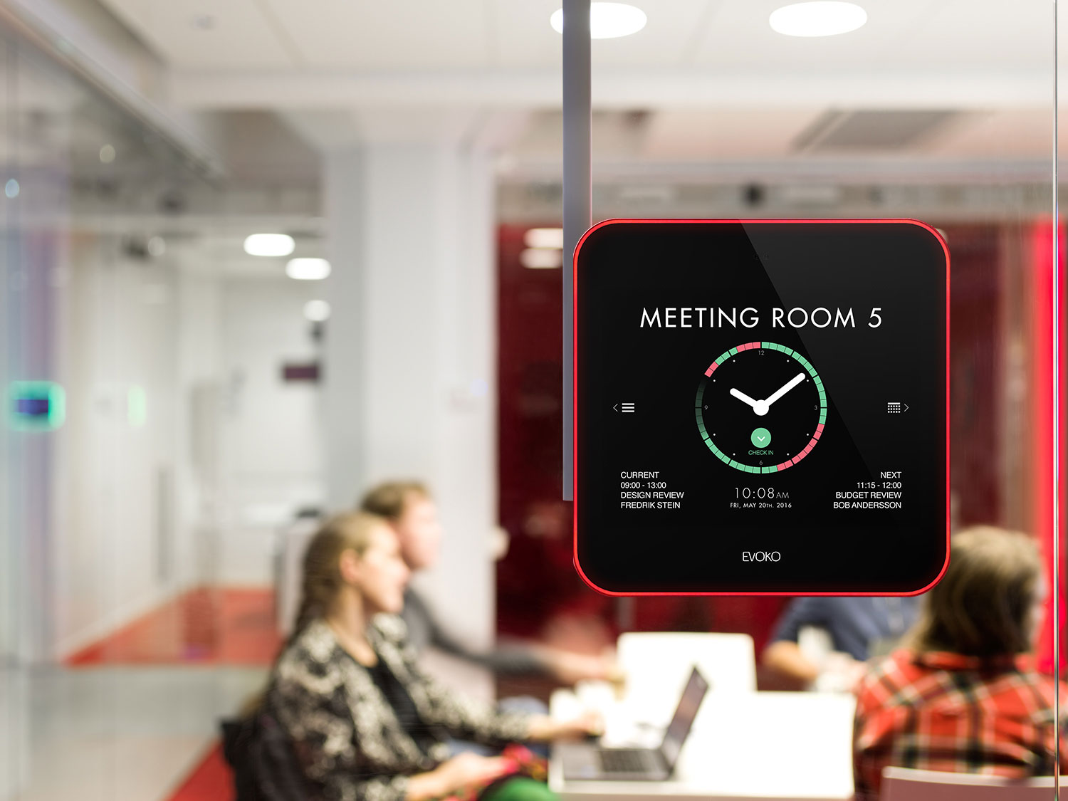 Room Booking systems -