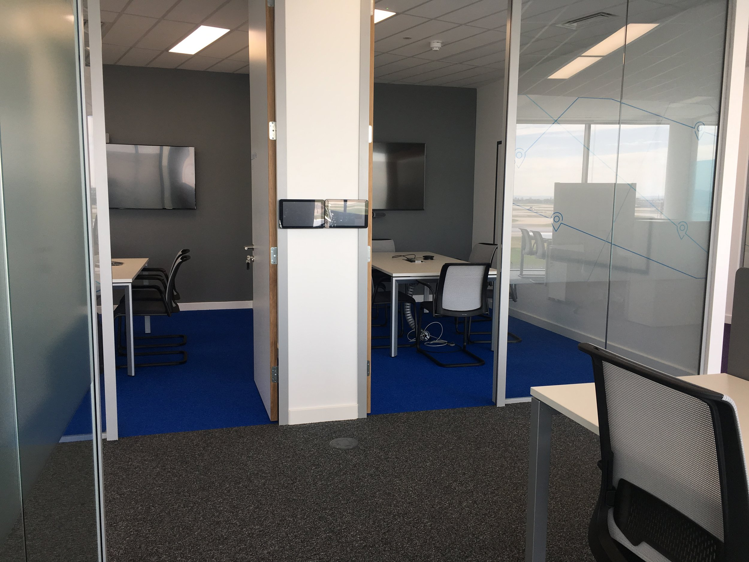 Amadeus Meeting Rooms