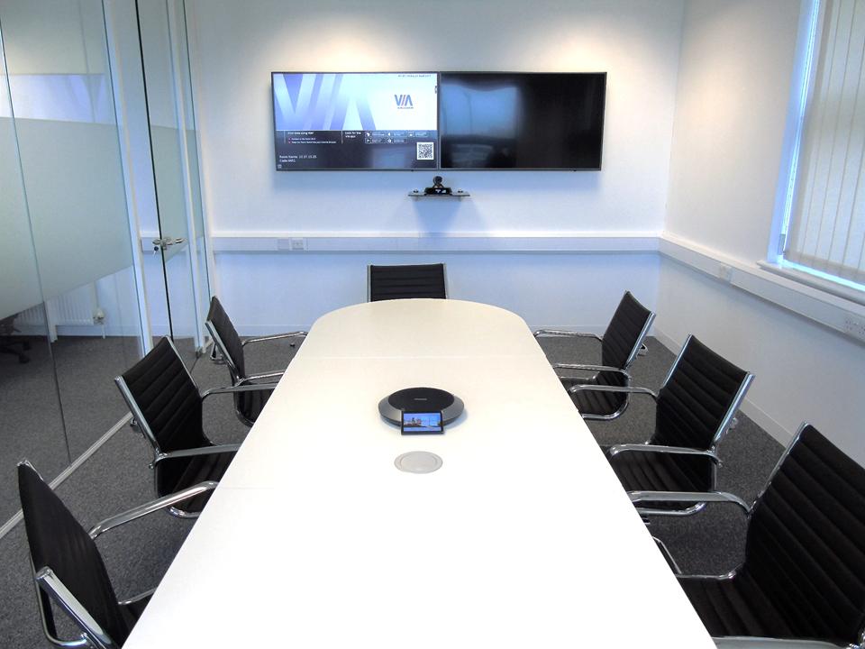 Andertons Meeting Room