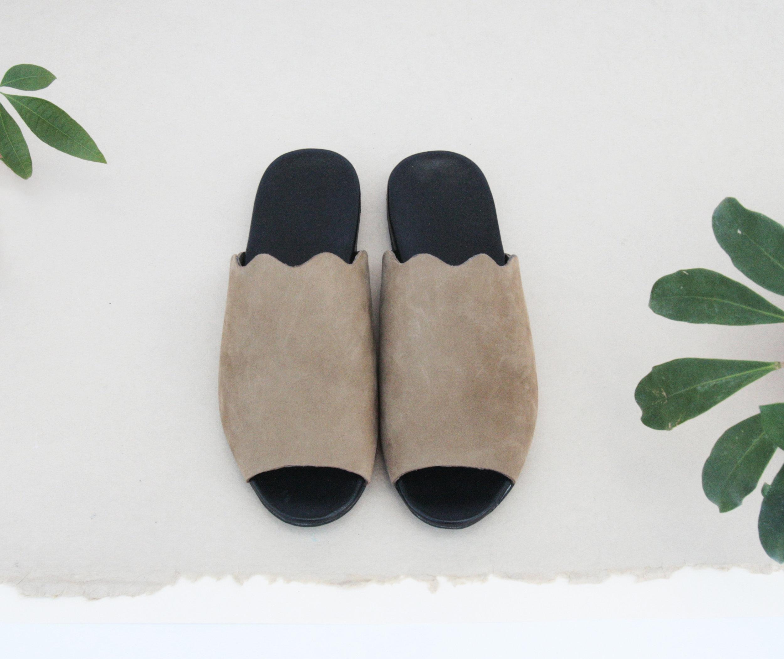 Wavvy Mule - Custom Slide - Handmade in Brooklyn