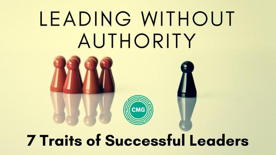 Leading without Authority — CMG Professional Training