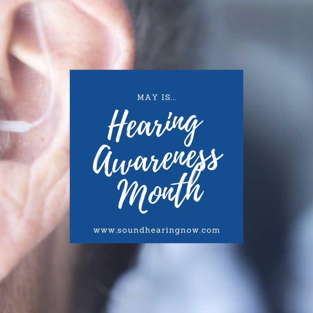 Not sure if you have hearing loss? - If you've recently found that communication is difficult it's time to talk to a professional!Contact Sound Hearing Care at 864-881-1663 to schedule your hearing exam.