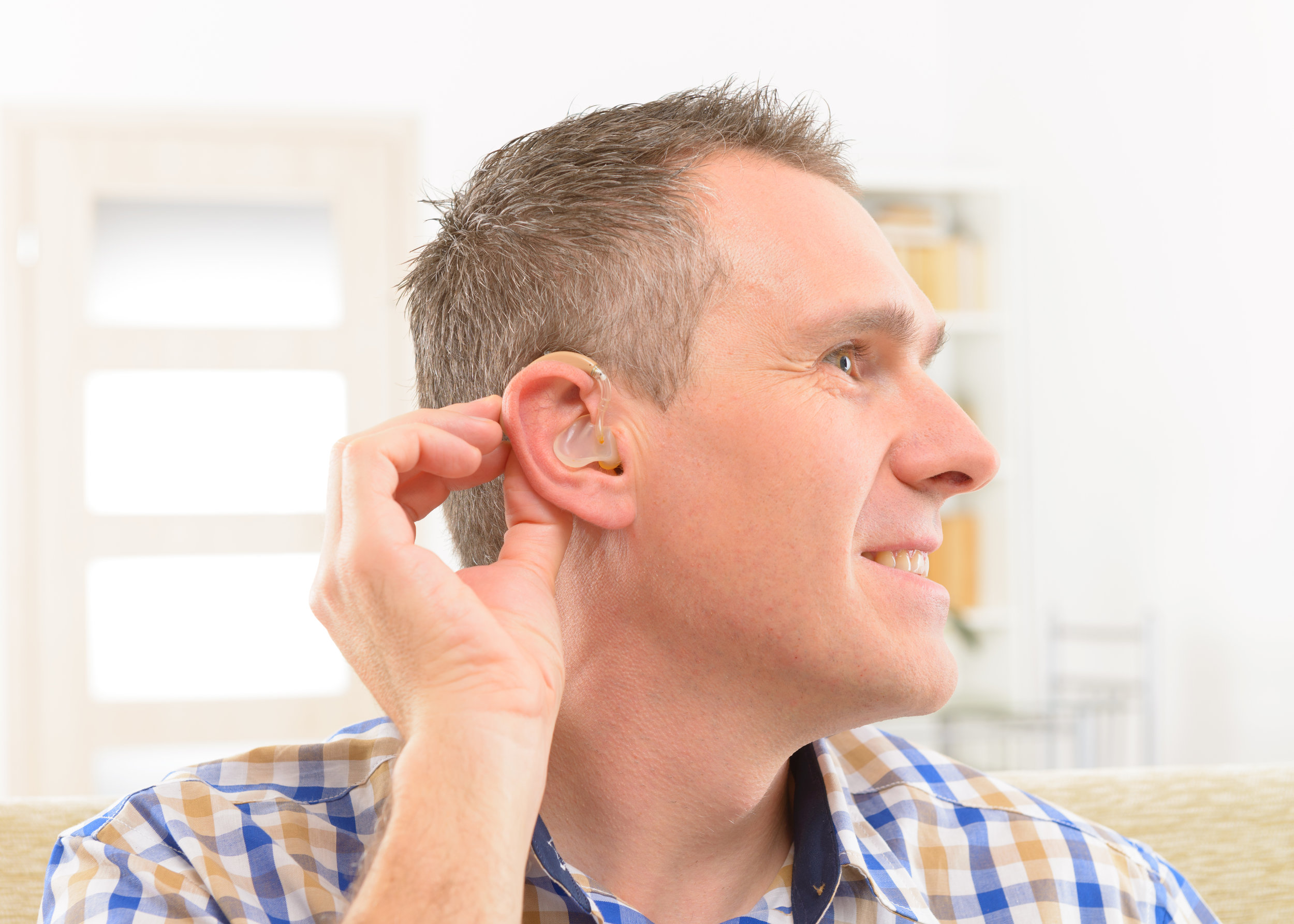 Got new hearing aids? - Make sure to ease into using your new hearing aids until you are comfortable wearing them all the time.