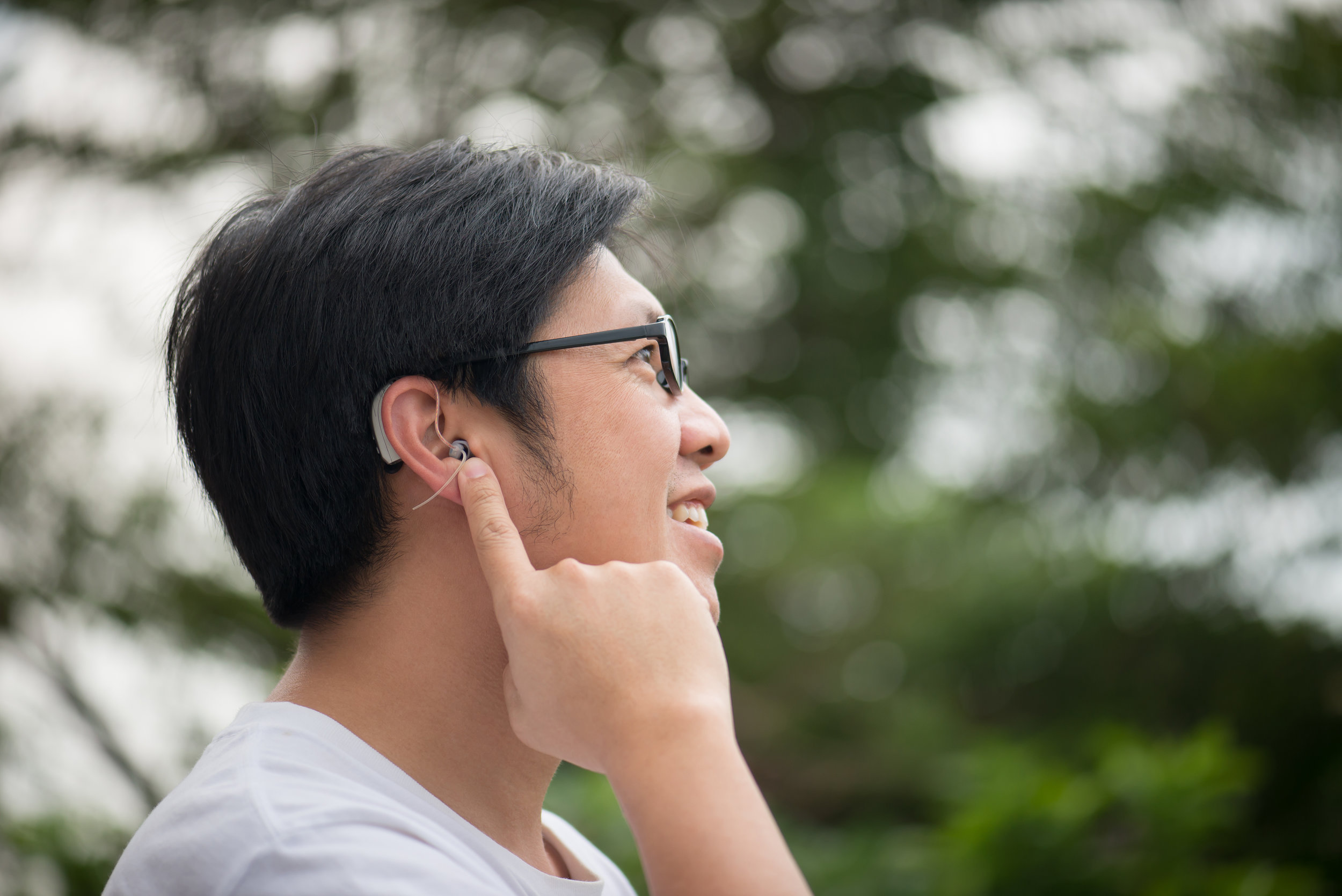 - If your hearing isn't as strong as it used to be, contact Sound Hearing Care at 864-881-1663 for a hearing evaluation.