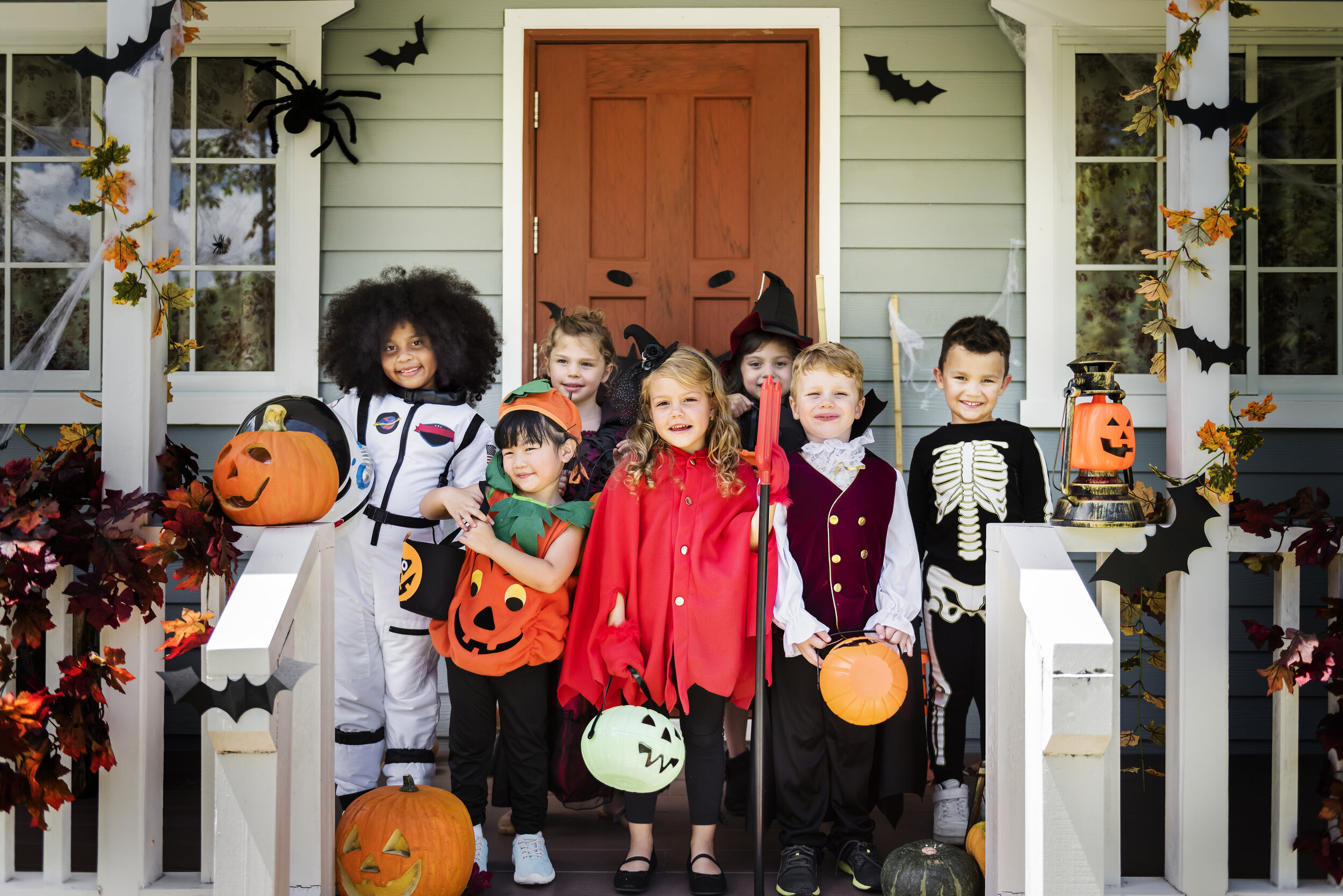 Have a Safe and Happy Halloween! -
