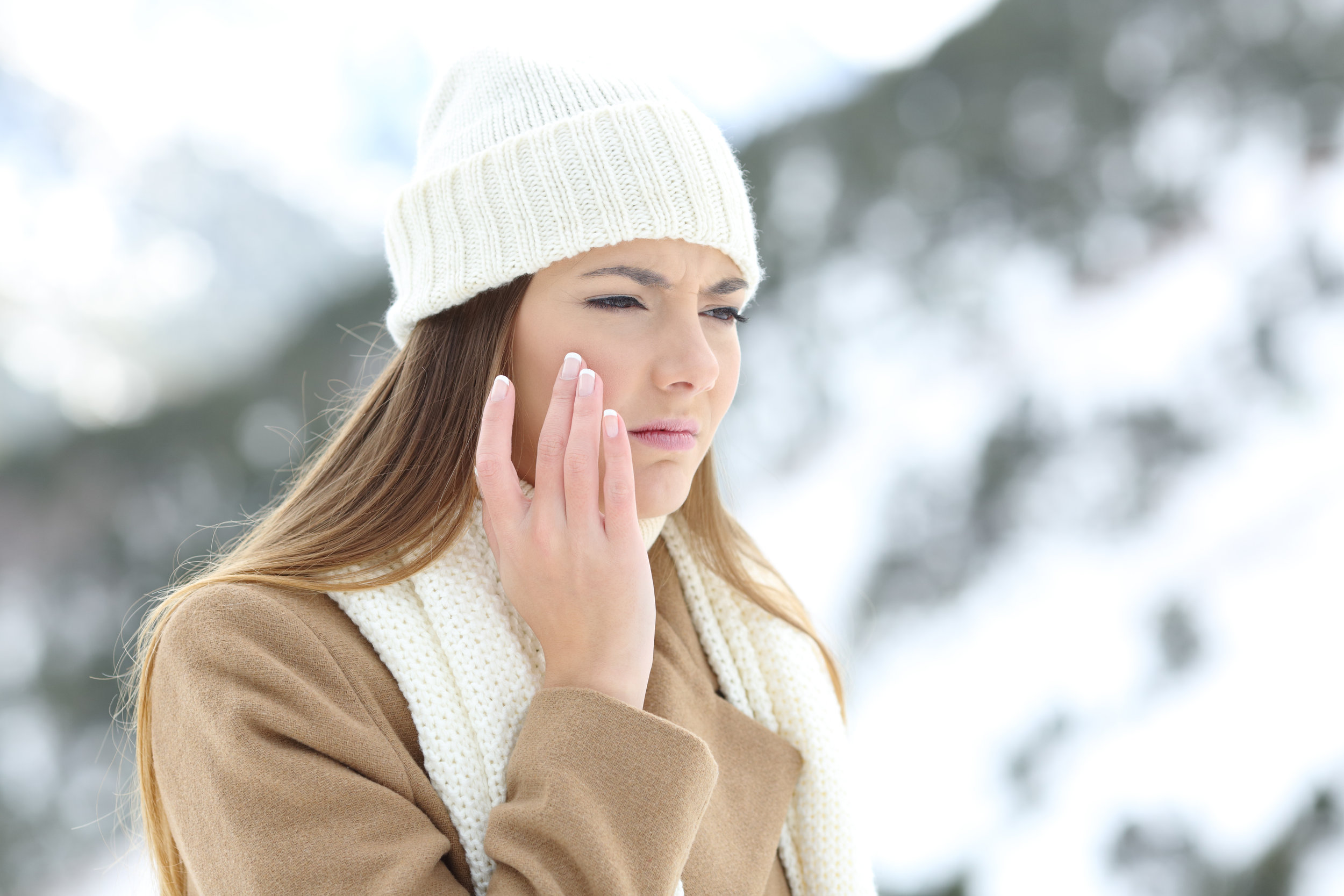 Is your dry skin bothering you? - Your dry skin could be the result of poor indoor air quality and not bad skin!