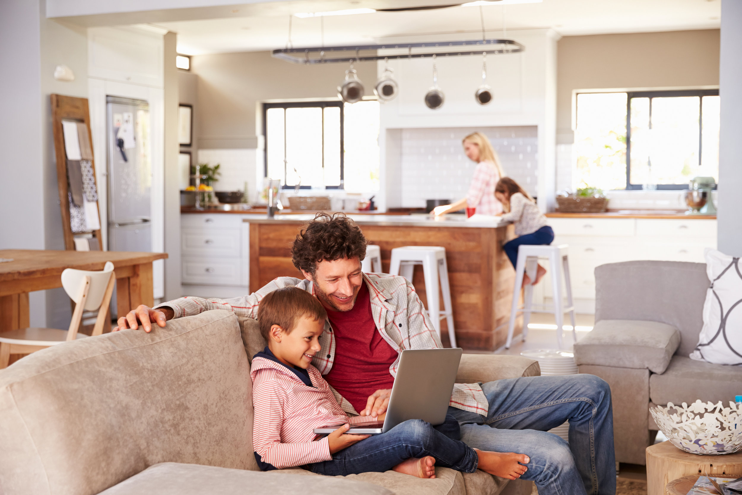 - Want more time to spend with your family? We have affordable maintenance plans that will free up your time so you can be with the ones you love!