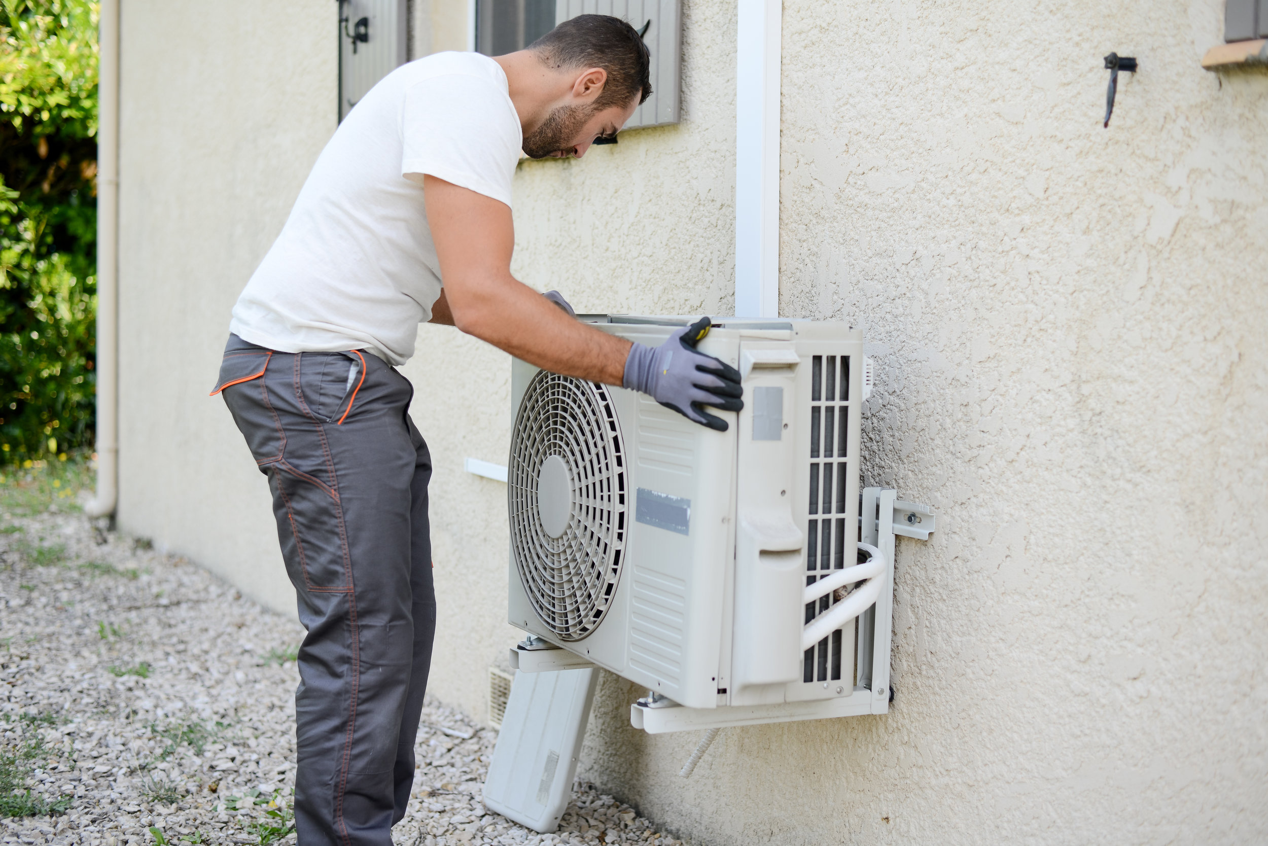 In the market for a new HVAC System? -