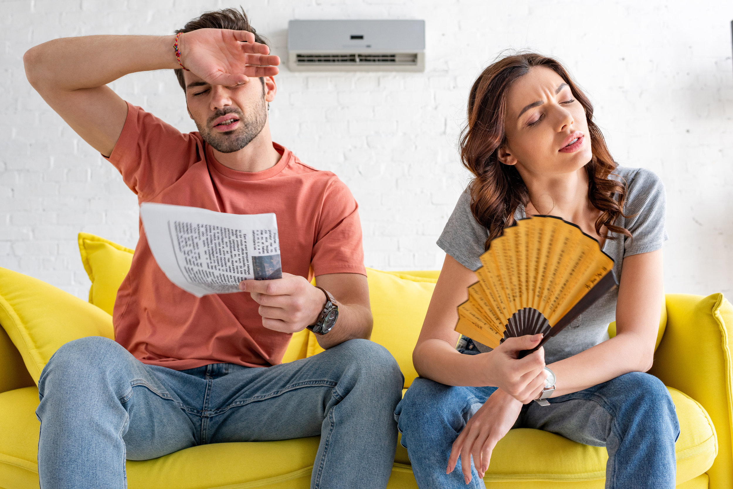 Is your HVAC system on the fritz? -