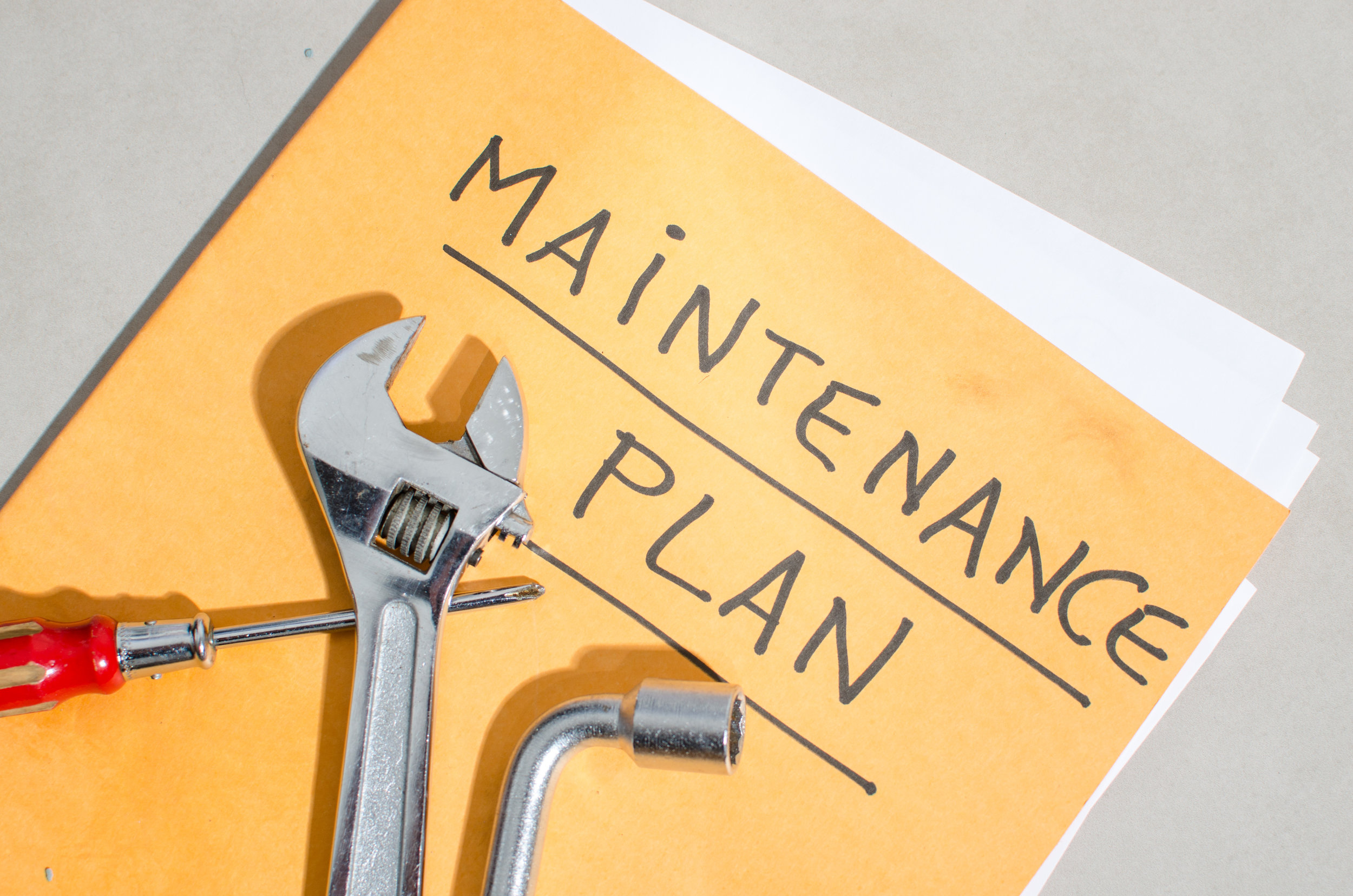 - Our Heating and Air Conditioning maintenance plans ensure that your HVAC system gets the proper care that it requires.