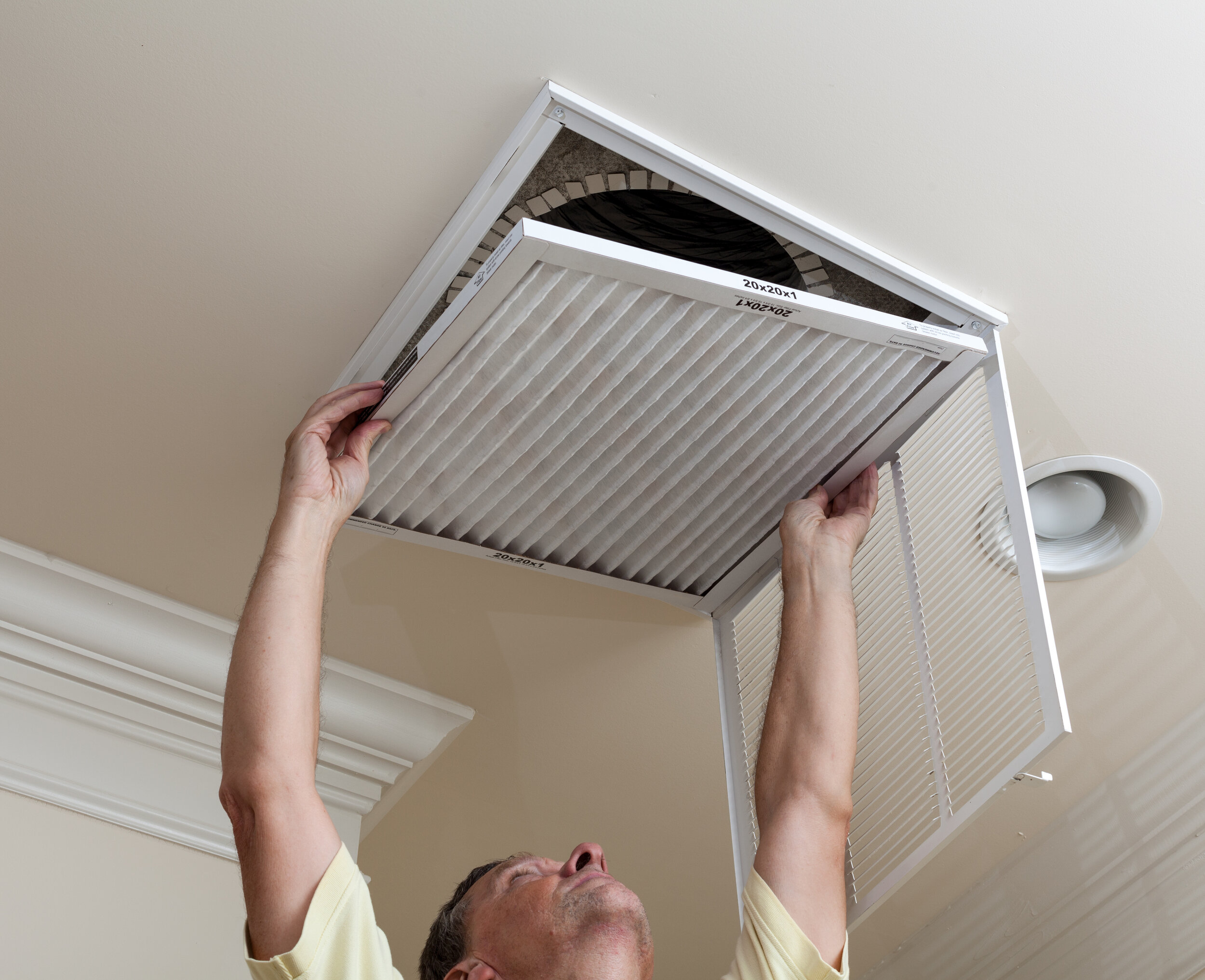 When was the last time you changed your air filter? -